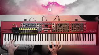 More To Come // Keys Tutorial
