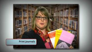 Chicago (Notes-Bibliography) Style: How to Cite Journal Articles