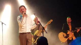 The Divine Comedy - Tonight We Fly - Birmingham Town Hall, 24/10/16