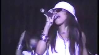 Aaliyah at your best live