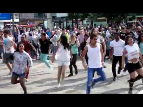 Bollywood FlashMob 2017 (Berlin) (видео)