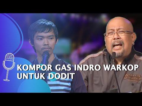 gokil kompilasi komentar kompor gas indro warkop buat dodit mulyanto - suci