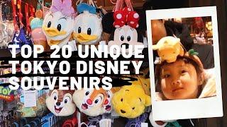 20 Best Souvenirs To Buy At Tokyo Disneyland!