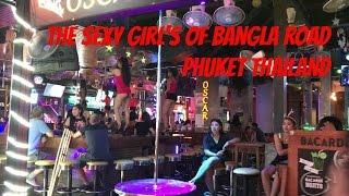 Bangla Road Patong Nightlife, Phuket Thailand