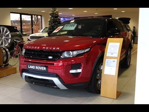 Land Rover Range Rover Evoque 2015 In Depth Review Interior Exterior