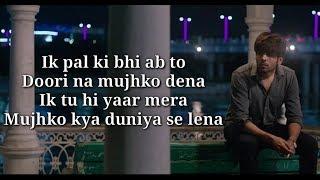 TU HI YAAR MERA LYRICS | Pati Patni Aur Woh   - YouTube