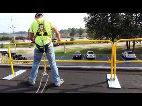 OSHA Requirements for Guardrail and Safety Railing Compliance   Diversified Fall Protection