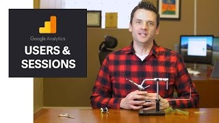 What's the difference between google analytics sessions and users?
