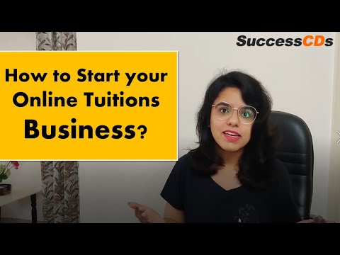 How to Start Online Tuition Business | Tutors and Teachers can start Online Coaching Business easily