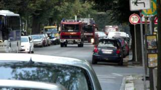 preview picture of video 'Feuerwehr Dresden'