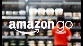 Boutique Amazon Go, sans caisse ni file d'attente
