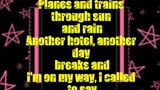JLS Close To You Lyrics