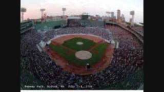 Dave Matthews Band - American baby intro (Fenway park 7-8-2006)