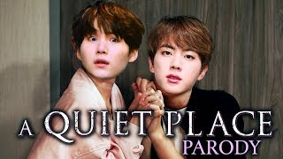 A Quiet Place but with BTS | MiniMoochi - Video Youtube