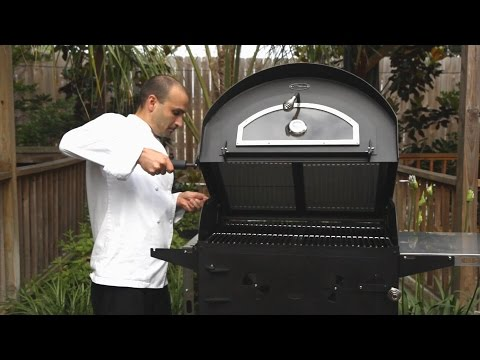 Alsace Wood Burning Pizza Oven