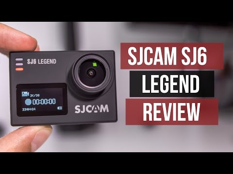 SJCAM SJ6 Legend Review | Continuation Of Improvements