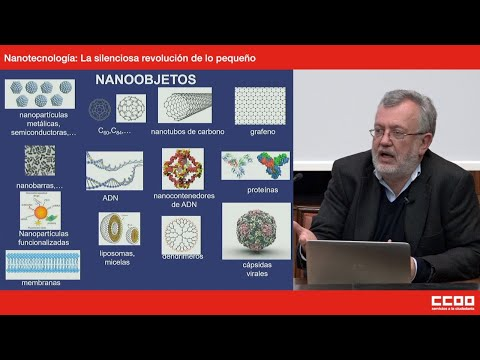 Nanotecnología: La silenciosa revolución de lo pequeño. Pedro A. Serena