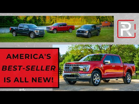 2021 Ford F-150 – Redline: First Look