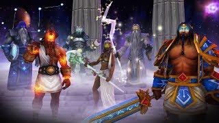 All Pantheon Cutscenes [Aggramar's Rise & Eonar's Plea] - WoW Legion 7.3.2