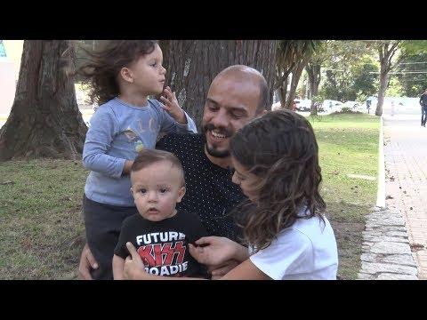 Dia dos Pais: Como e quando você descobriu que seria pai?