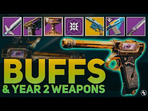 Destiny 2 NEWS | Season of Opulence BUFFS & Forging Random Rolls