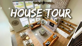 FULL HOME TOUR | *INDOOR BASKETBALL COURT*