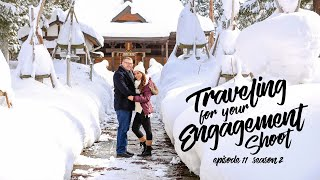 Why You Should Consider Traveling OUTSIDE THE COUNTRY For Your Engagement Shoot Session