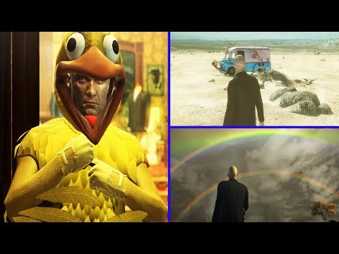 Hitman Absolution - 20 Easter Eggs, Secrets & References