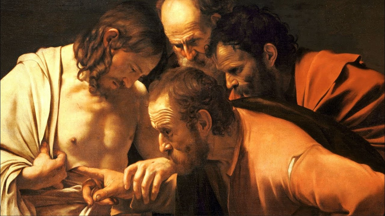 The Incredulity of St. Thomas | Behind the Canvas