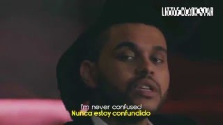 The Weeknd   Earned it Fifty Shades Of Grey Lyrics + Sub Español Official