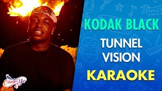 Kodak Black - Tunnel Vision [Official Music Video] with Lyrics | CantoYo
