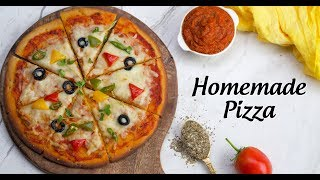 Homemade Pizza with Base
