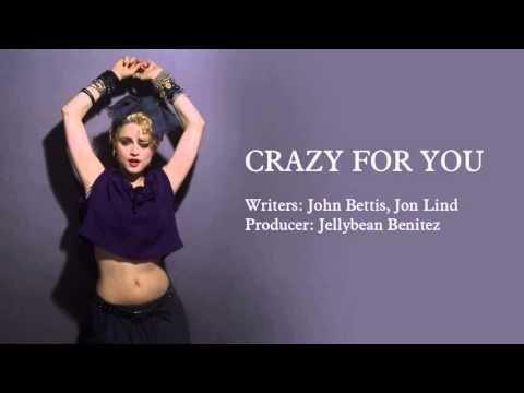 Crazy For You - Instrumental