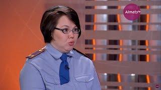 Вечерний прайм: Ограничение скорости в Алматы (16.01.18)