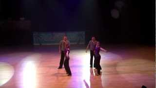 WOTP 2012 Performance: Adam & Rita + Levi & Anna