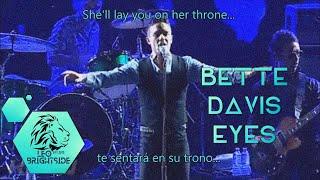 Brandon Flowers -Bette Davis Eyes (Subtítulos/Lyrics)