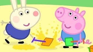 Peppa Pig Français Lapin | 1 Heure | Dessin Animé Pour Enfant #PeppaPigEnFrancais