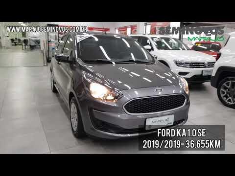 video carousel item Ford Ka Hatch Se 1.0 C _4p_