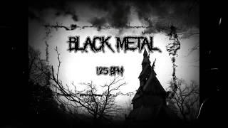 Black Metal Drum Track 125 BPM