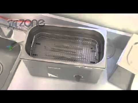 Ultrasonic Cleaner | Sonica | SOLSN45LEP