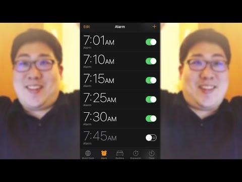 iPhone預設鬧鐘 國動版本