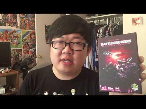 Board Game Reviews Ep #14: EMINENT DOMAIN: BATTLECRUISERS