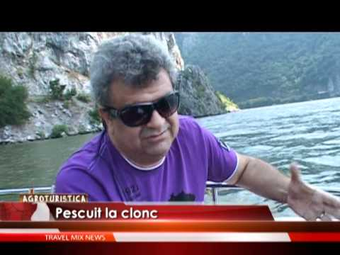 Pescuitul la clonc – VIDEO