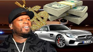 10 MOST EXPENSIVE THINGS OWNED BY 50 CENT