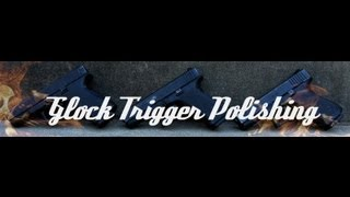 How To: Polish A Glock Trigger (25 Cent Trigger Job) In HD