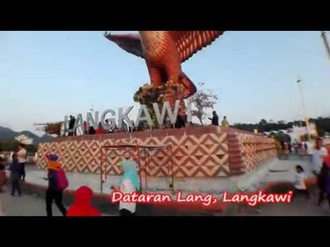 Muzium 3D terbesar di Malaysia (Pulau Langkawi) - Art in Paradise Langkawi