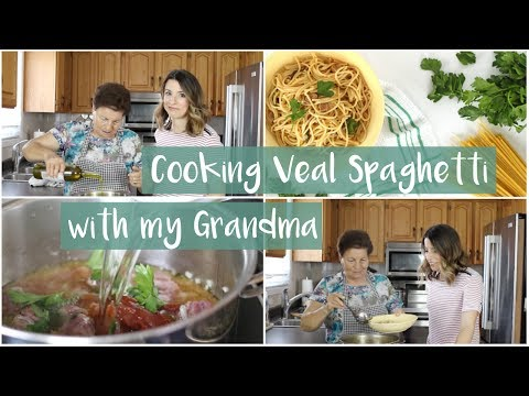 BEST Homemade Spaghetti and Meat Recipe | One Pot Dinner Recipes