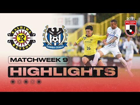 Kashiwa Reysol vs Gamba Osaka</a> 2021-04-11