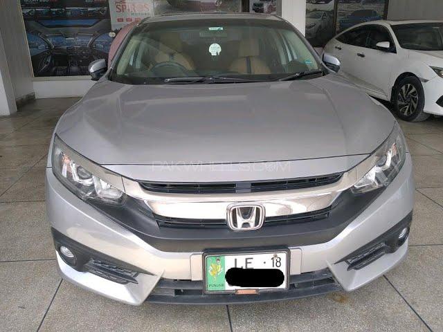 Honda Civic 1.8 i-VTEC CVT 2018 for Sale in Lahore