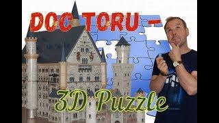 Top Tipp für Freizeit und Hobby: 3D Puzzle Schloss Neuschwanstein ohne Vorkenntnisse